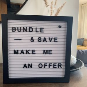 Other - All reasonable offers will be considered